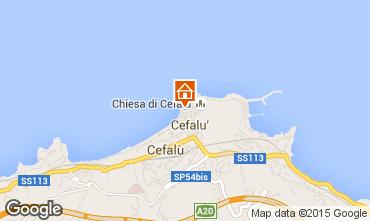 Mappa Cefal� Appartamento 63297