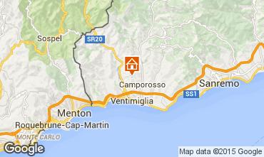 Mappa Ventimiglia Appartamento 97676