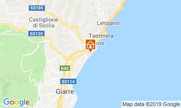 Mappa Taormina Monolocale 108550