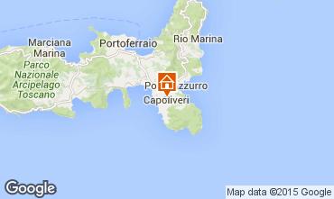 Mappa Capoliveri Appartamento 74182