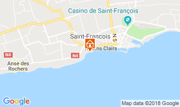 Mappa Saint Francois Villa  112831