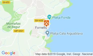 Mappa Begur Casa 118746