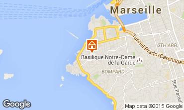 Mappa Marsiglia Appartamento 74517