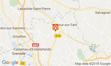 Mappa Tolosa Agriturismo 97194