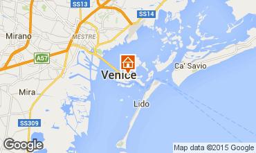 Mappa Venezia Appartamento 21031