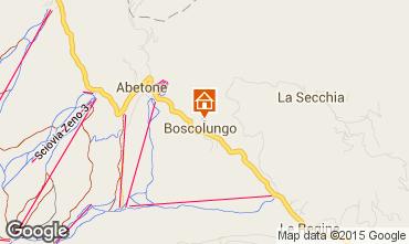Mappa Abetone Appartamento 72759