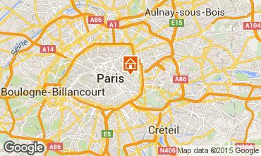 Mappa PARIGI Monolocale 13735