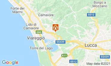 Mappa Viareggio Appartamento 87836