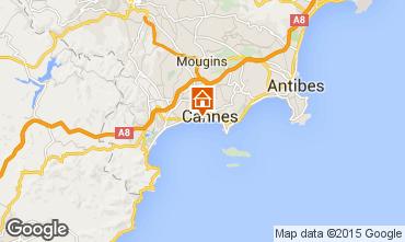 Mappa Cannes Appartamento 5542