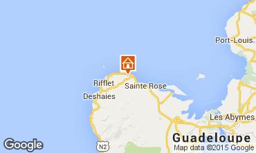 Mappa Sainte Rose Agriturismo 62646