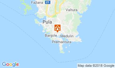 Mappa Pomer Villa  116594