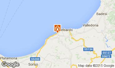 Mappa Castelsardo Appartamento 51085