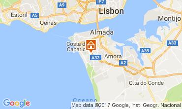 Mappa Lisbona Monolocale 91278