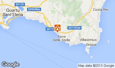 Mappa Geremeas Villa  97054