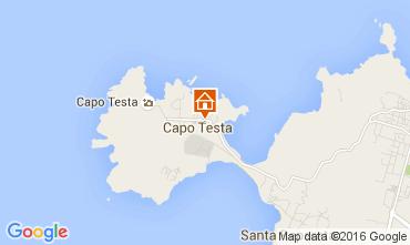 Mappa Santa Teresa di Gallura Appartamento 99069