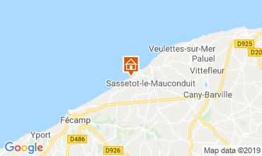 Mappa Etretat Monolocale 7734