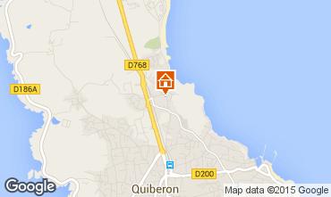Mappa Quiberon Casa 8770