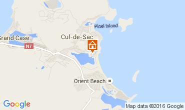 Mappa Orient Beach Villa  73832