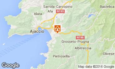 Mappa Ajaccio Casa 102722