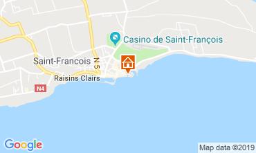 Mappa Saint Francois Appartamento 31362