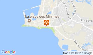 Mappa La Rochelle Monolocale 112583