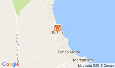 Mappa Noto Appartamento 106302