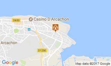 Mappa Arcachon Casa 112165