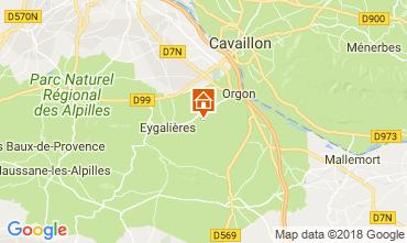 Mappa Eygalières Casa 114443