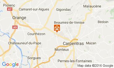 Mappa Avignone Casa 107325