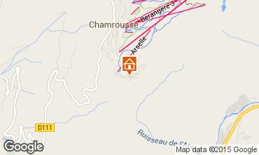 Mappa Chamrousse Appartamento 58470