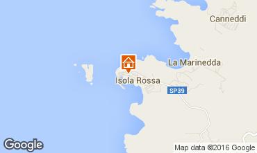Mappa Isola Rossa Monolocale 55748