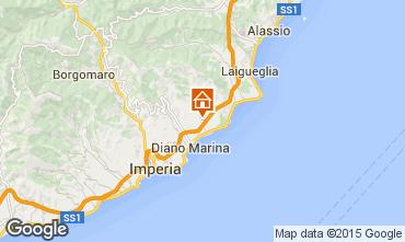 Mappa San Bartolomeo al Mare Monolocale 97114