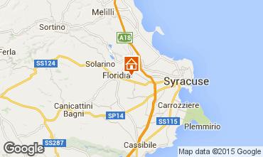 Mappa Siracusa Villa  101171