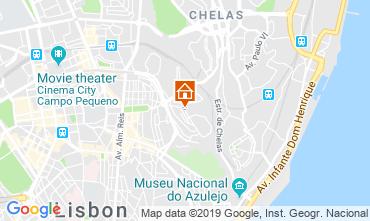 Mappa Lisbona Appartamento 116868