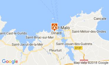 Mappa Dinard Casa 115972