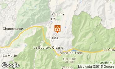 Mappa Alpe d'Huez Monolocale 96346