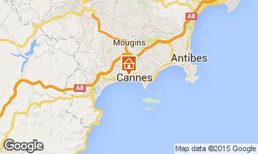 Mappa Cannes Appartamento 93218