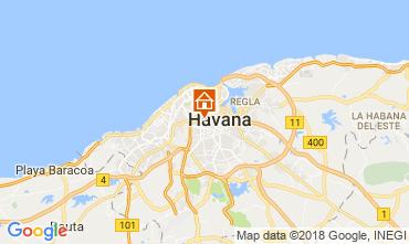 Mappa L'Avana B&B 113566