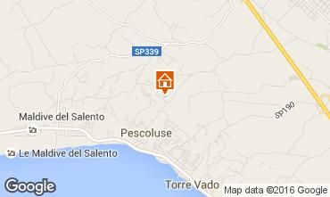 Mappa Torre Vado Villa  87357