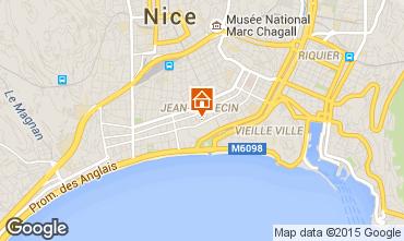 Mappa Nizza Monolocale 67472