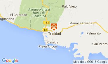 Mappa Trinidad B&B 80518