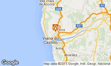 Mappa Viana Do castelo Villa  76712
