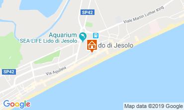 Mappa Jesolo Appartamento 75928