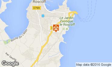 Mappa Roscoff Villa  102643