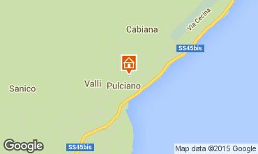 Mappa Toscolano-Maderno Appartamento 80837