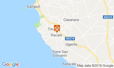 Mappa Torre Suda Villa  113757