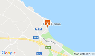 Mappa Torre Canne Monolocale 109776