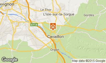 Mappa Cavaillon Appartamento 98672
