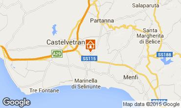 Mappa Castelvetrano Selinunte Casa 54391