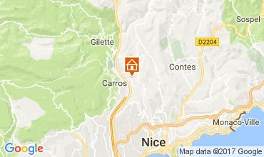 Mappa Nizza Appartamento 112133
